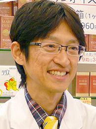 薬剤師:上田康晴