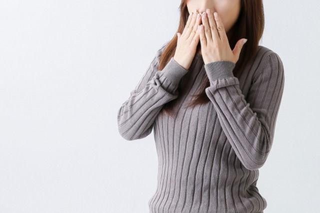 甲状腺ホルモンが多い(バセドウ病)