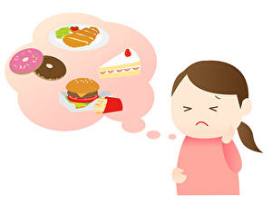 現代の食生活がアトピーの原因に